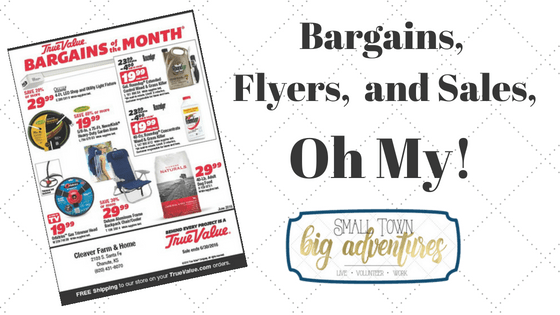 Bargains Flyers Sales Oh My Cleaver Farm And Home